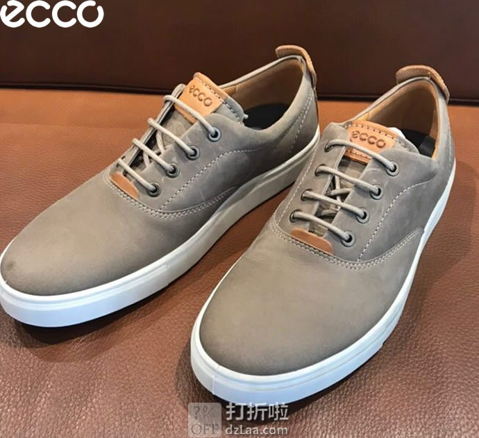 Ecco 爱步 Kyle Retro CVO 凯尔系列 男式系带休闲鞋 40码4.5折$58.57 海淘转运到手约¥504