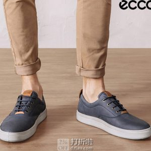 ECCO 爱步 Kyle Retro CVO 凯尔系列 男式系带休闲鞋 5.2折$66.99 海淘转运到手约¥550 中亚Prime会员免运费直邮到手约¥527