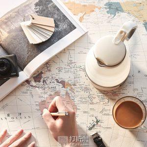 九阳 K06-Z1 可折叠式旅行电热水壶 便携式电烧水壶 天猫优惠券折后¥99包邮(¥199-100)