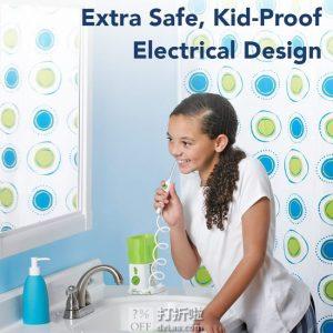 Waterpik 洁碧 WP-260儿童冲牙器(适用6-12岁)5.6折$27.94 海淘转运到手约¥236