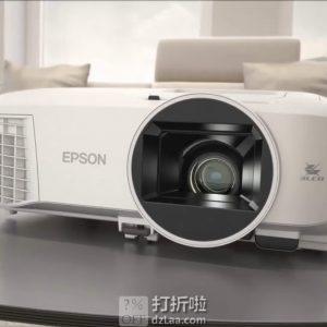 EPSON 爱普生 EH-TW5400 家庭影院投影机 投影仪 ¥3540 中亚Prime会员免运费直邮到手约¥4104