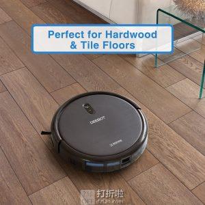 金盒特价 Ecovacs DEEBOT N79S 扫地机器人 6折$149.99史低 海淘转运到手约¥1329