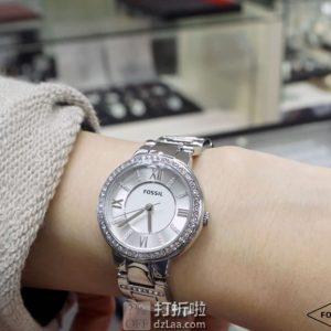 Fossil 化石 Virginia系列 ES3282 女式时尚腕表 5.4折$58.98 海淘转运关税补贴到手约¥550