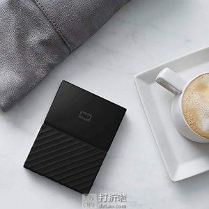 WD 西部数据 My Passport 4TB 2.5寸移动硬盘 ¥623 中亚Prime会员免运费直邮到手约¥685