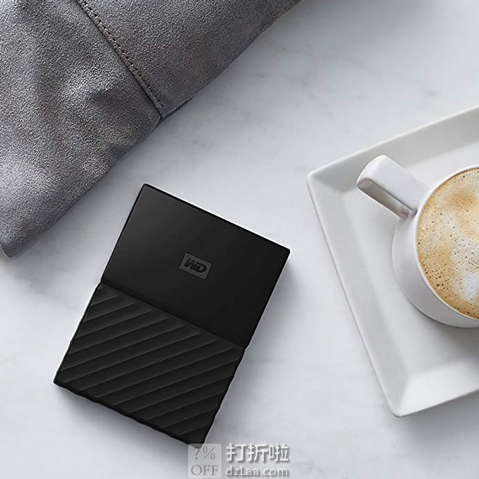WD 西部数据 My Passport 4TB 2.5寸移动硬盘 3.4折$54.99史低 海淘转运到手约¥404 中亚Prime会员免运费直邮到手¥435