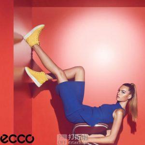 ECCO 爱步 Soft 3 柔酷3号 女式高帮短靴 3.5折$62.99 海淘转运到手约¥514 国内¥1799