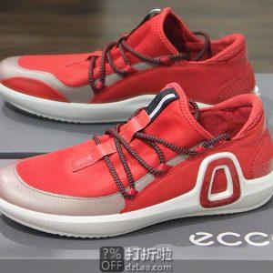 ECCO 爱步 盈速3系列 女式休闲时尚运动鞋 板鞋 38码3.9折$57.99 海淘转运到手约¥480 中亚Prime会员免运费直邮到手约¥434