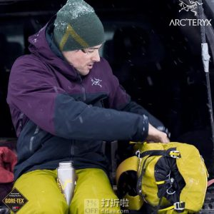 Arc'teryx 始祖鸟 Rush 三层顶级Gore-Tex® Pro防水 户外男式冲锋衣 优惠码折后$419.19 海淘转运到手约¥2840 国内¥6800