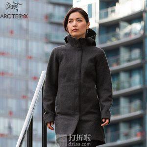Arc'teryx 始祖鸟 Embra 防风雨 女式羊毛软壳外套 优惠码折后$255.19 海淘转运到手约¥1809 国内¥4800