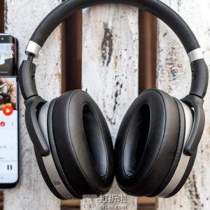 低于海淘 SENNHEISER 森海塞尔 HD 4.50 BTNC 主动降噪 无线蓝牙头戴式耳机 京东优惠券折后¥949