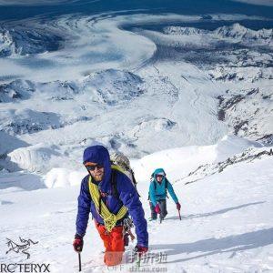 Arc'teryx 始祖鸟 Procline Comp 复合面料 户外男式滑雪夹克 优惠码折后$278.09 海淘转运到手约¥1919 国内¥6600
