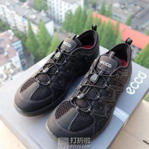 限尺码 ECCO 爱步 Terracruise Lite 热酷 男式户外低帮徒步鞋 ¥501 中亚Prime会员免运费直邮到手¥553