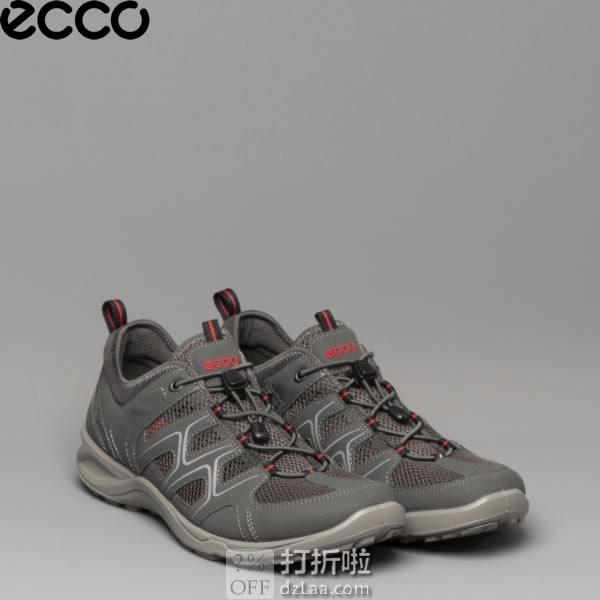 ECCO 爱步 Terracruise Lite 热酷 男式户外低帮徒步鞋 41码¥461 中亚Prime会员免运费直邮到手约¥510
