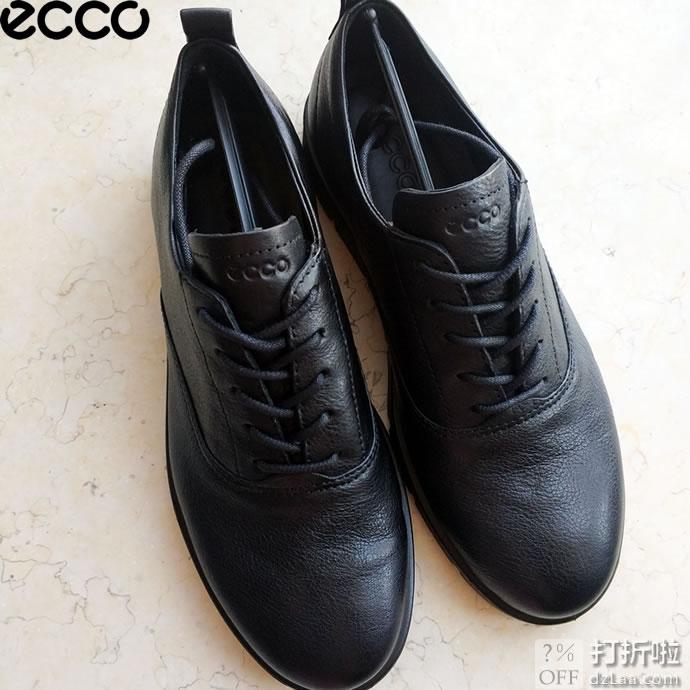 限尺码 ECCO 爱步 Bella 贝拉 女式休闲鞋 平底鞋 ¥418 中亚Prime会员免运费直邮到手约¥239