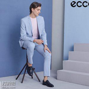 ECCO 爱步 Melbourne 墨本系列 男式乐福鞋 ¥497 中亚Prime会员免运费直邮到手约¥552