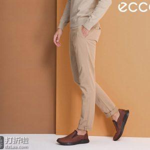 ECCO 爱步 Luca 卢卡系列 男式休闲鞋 40码¥502 中亚Prime会员免运费直邮到手约¥560