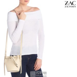 ZAC Zac Posen 扎克·珀森 Belay Mini 迷你水桶包 3.4折$83.99 海淘转运到手约¥593