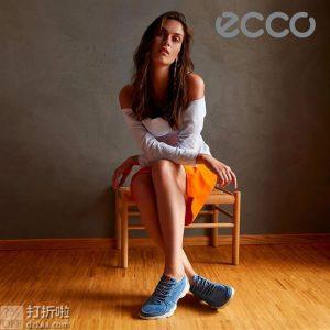 ECCO 爱步 Biom Street 健步街头系列 女式系带休闲鞋 3.5折$62.99 海淘转运到手约¥512 国内¥1999