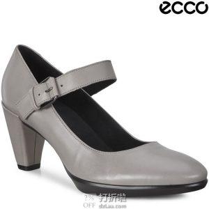 ECCO 爱步 Shape 55 型塑55 玛丽珍款 女式高跟鞋 单鞋 36码4.2折$54.95 海淘转运到手约¥464