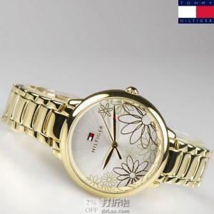 金盒特价 Tommy Hilfiger 汤美费格 1781781 女式手表 6.1折$75.99 海淘转运关税补贴到手约¥631