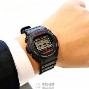 Casio 卡西欧 G-Shock系列 DW-5750E 男式运动手表 ¥404 中亚Prime会员低至¥383.8