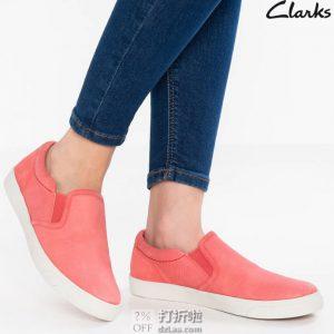 Clarks 其乐 Glove Puppet 女式乐福鞋 37.5码¥225 中亚Prime会员免运费直邮到手约¥254 国内¥749