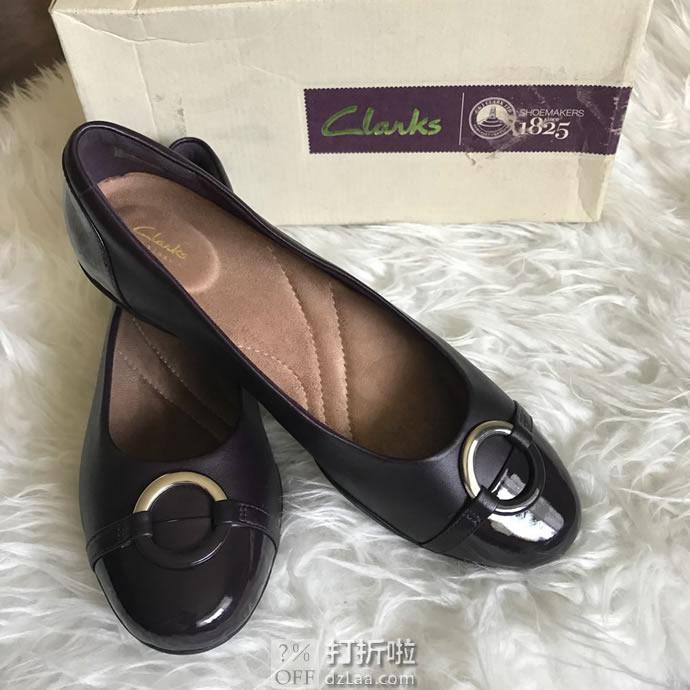 Clarks 其乐 Neenah Vine 浅口女式单鞋 39码4.4折¥244 中亚Prime会员免运费直邮到手约¥271