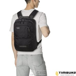金盒特价 Timbuk2 天霸 Parkside 15寸电脑双肩背包 4.9折$33.79 海淘转运到手约¥278