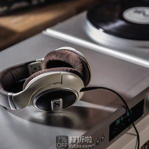 SENNHEISER 森海塞尔 HD599 开放式头戴耳机 6折$148.62 海淘转运到手约¥1055 中亚Prime会员免运费直邮到手¥1130