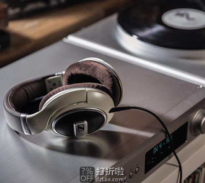 SENNHEISER 森海塞尔 HD599 开放式头戴耳机 ¥930
