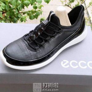 限36/38码 ECCO 爱步 Soft 5 柔酷5号 女式运动休闲鞋 4.5折$58.56 海淘转运到手约¥504 中亚Prime会员免运费直邮到手约¥460