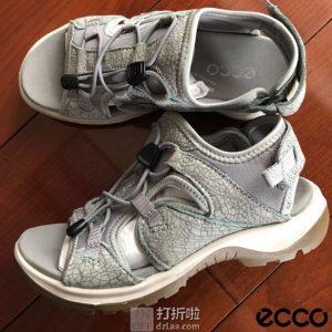 ECCO 爱步 OFFROAD 快速系扣 女式户外越野凉鞋 36码2.6折$36.11 海淘转运到手¥303 中亚Prime会员免运费直邮到手约¥287