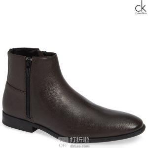 Calvin Klein 卡尔文克莱因 Luciano CK 男式短靴 7.5码2.6折$39.06 海淘转运到手约¥387