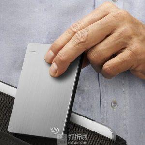 Seagate 希捷 睿品 5TB 2.5英寸 USB3.0移动硬盘 6.8折$107.99 海淘转运到手约¥763 中亚Prime会员免运费直邮到手约¥822