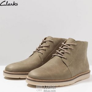Clarks 其乐  Grandin 男式短靴 40码¥349 中亚Prime会员免运费直邮到手¥388