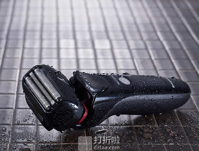 Panasonic 松下 ES-LT3N-K 干湿两用 可水洗 三刀头电动剃须刀 4.7折.99 海淘转运到手约¥517