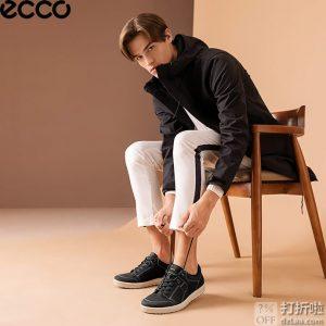ECCO 爱步 Ennio 恩尼奥系列 男式休闲鞋 ¥480起 中亚Prime会员免运费直邮到手约¥532
