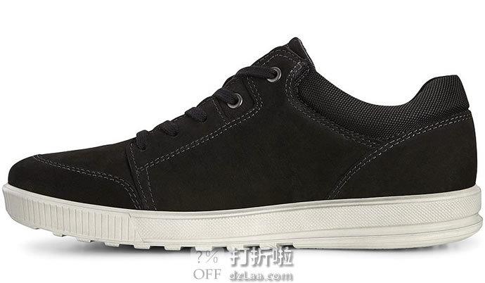 ECCO 爱步 Ennio 恩尼奥系列 男式系带休闲鞋 40码¥453 中亚Prime会员免运费直邮到手约¥501