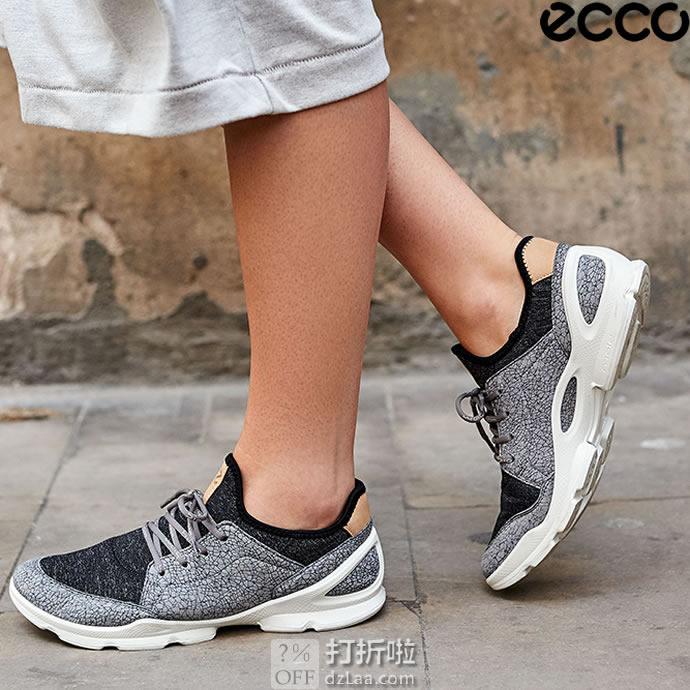 ECCO 爱步 19年春季新款 Biom Street 健步街头系列 女式休闲鞋 35码¥475 中亚Prime会员免运费直邮到手约¥526