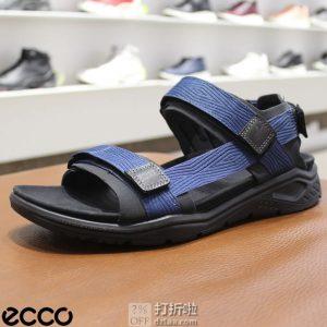 ECCO 爱步 19年夏季新款 X-trinsic 全速系列 男式运动凉鞋 4.5折$53.89起 海淘转运到手约¥430 中亚Prime会员免运费直邮到手约¥468