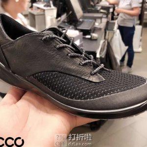19年新款 Ecco 爱步 Biom Life 健步生活系列 女式户外休闲鞋 37码4.4折$61.5 海淘转运到手约¥513 中亚Prime会员免运费直邮到手约¥498