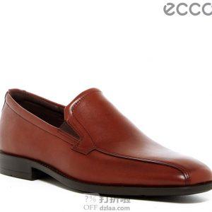 限尺码 ECCO 爱步 Edinburgh 爱丁堡 男鞋 4.7折$69.8 海淘转运到手约¥570 中亚Prime会员可免运费直邮到手约¥541