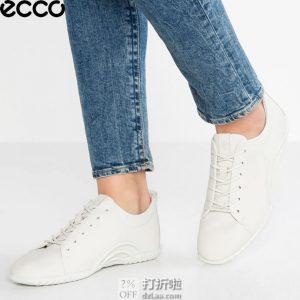 限尺码 ECCO 爱步 19年春季新款 Vibration 活力1.0 女式休闲运动鞋 39码¥440 中亚Prime会员免运费直邮到手约¥495 天猫¥1049
