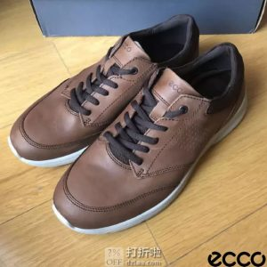 ECCO 爱步 IRVING 欧文系列 休闲男鞋 42码¥449 中亚Prime会员免运费直邮到手约¥499