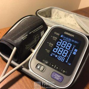 销量第一 Omron BP786 旗舰款 带蓝牙上臂式血压计 4.9折$49.25 海淘转运到手约¥407
