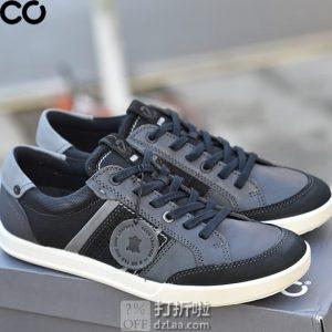 ECCO 爱步 Collin 2.0 科林2.0系列 男式休闲鞋 3.5折$60.4起 海淘转运到手约¥505 中亚Prime会员免运费直邮到手约¥478