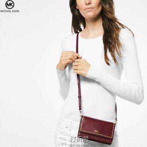 MICHAEL KORS 迈克科尔斯 MK 女式手机挎包 ¥625 中亚Prime会员免运费直邮到手约¥694