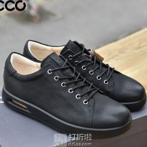ECCO 爱步 Corksphere 1 酷型 男式休闲鞋 板鞋 41码¥497 中亚Prime会员单免运费直邮到手约¥550