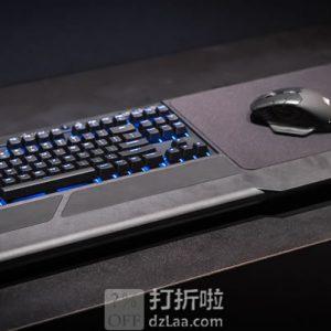 CORSAIR 海盗船 K63 无线机械游戏键盘+游戏膝上键鼠套装组合 8.1折$49.99 海淘转运到手约¥1244