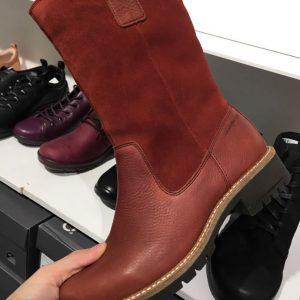 ECCO 爱步 Elaine伊莲系列 女式高筒靴子 39码¥503 中亚Prime会员免运费直邮到手约¥557